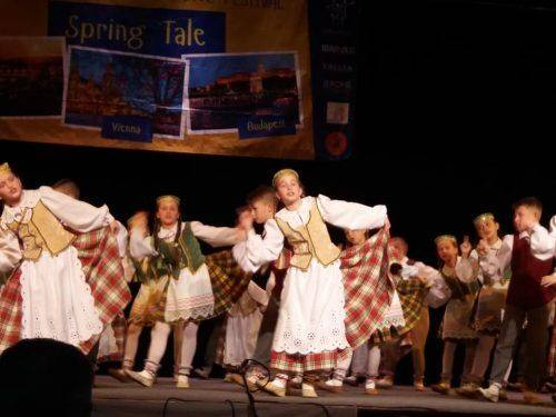 Танцюристи з Черкащини виступили на Міжнародному фестивалі в Чехії (фото)