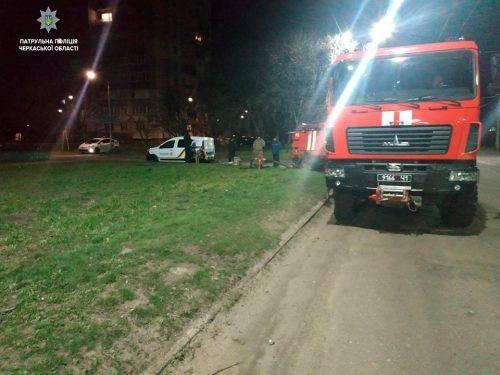 Вирішив пожартувати: п'яний черкасець викликав поліцію на хибне замінування (фото)