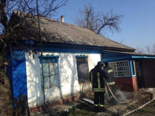 На Черкащині під час пожежі загинуло дві людини