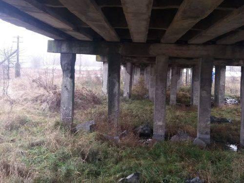 Обмеження на рух вантажівок увели на мостах та шляхопроводах на Черкащині