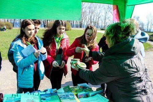 У Черкасах відсвяткували День здоров'я (фото)