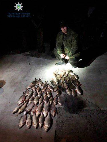 Браконьєри на Черкащині завдали збитків на понад 120 тис. грн (фото)