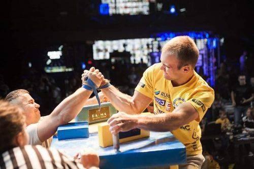 Черкащанин став Чемпіоном світу з армреслінгу (фото)