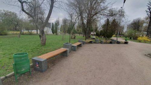 В одному з черкаських парків облаштують нові місця для відпочинку