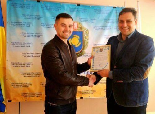 На Черкащині розвиватимуть гирьовий спорт