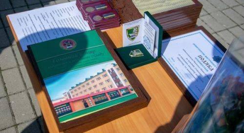 В Оршанці свідоцтва про закінчення навчання отримали майже 400 військовослужбовців