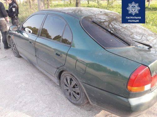 У Черкасах виявили водія з перебитим номером та підробленими документами (фото)