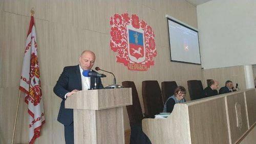 Мер Черкас вимагає покарати обласного прокурора за закриття резонансної справи