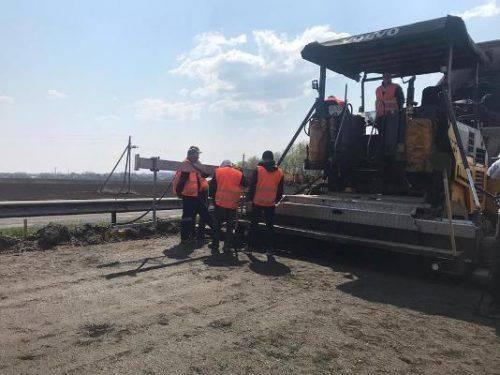 Гройсман на Черкащині пропонує відмовитися від ямкового ремонту