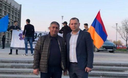У Черкасах пройшли пам'ятні заходи до 104-ї річниці геноциду вірмен (фото)