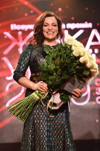 Зіркова черкащанка отримала престижну премію (фото)