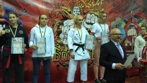 Черкащани перемогли на Чеспіонаті України з військово-спортивних багатоборств