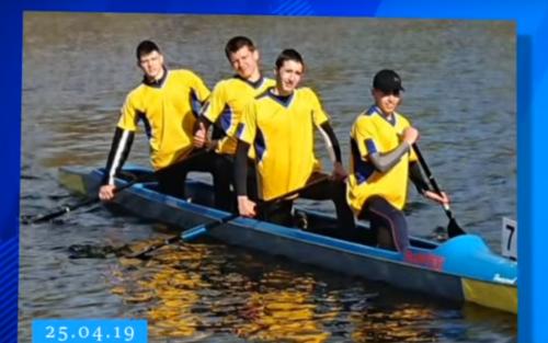 Черкаські веслярі привезли нагороди з Кубку України (відео)