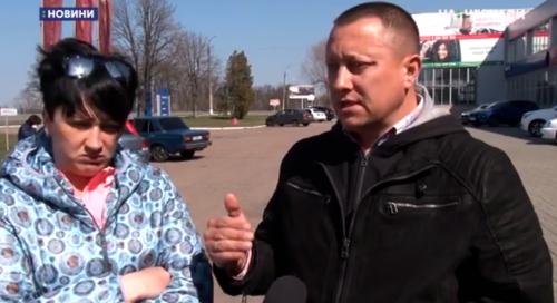 Родина з Черкащини уклала договір з автосалоном про купівлю машини, але за кермо так і не сіла (відео)