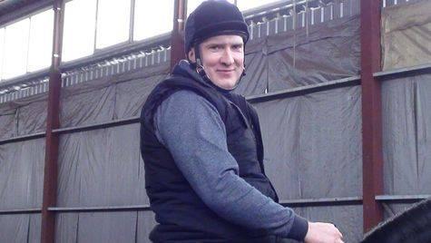 «Я буду першим у цьому виді спорту», - черкащанин на милицях збирається підкорювати Олімпійські ігри (відео)
