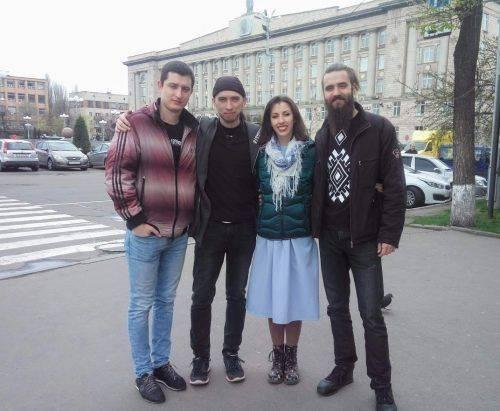 Музика, коти й Черкаси: що відбувається «за лаштунками» одного з сучасних рок-гуртів України