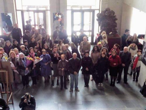 Усією родиною в українському вбарнні: у Черкасах відбулася автентична фотовиставка