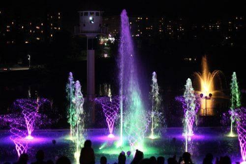 """В Умані відбудеться відкриття фонтанів """"Перлина Кохання"""""""
