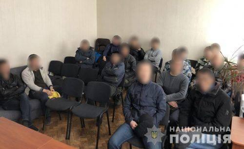 На Черкащині затримали групу нелегалів з Китаю (фото)
