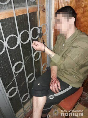 На Черкащині затримали грабіжника, який перебував у розшуку (фото)