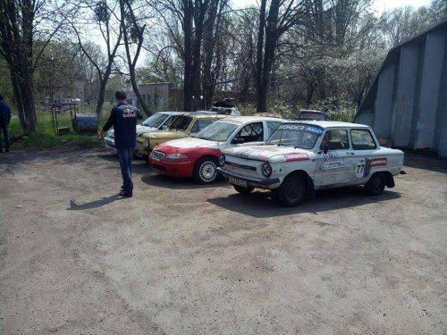 На Черкащині із студентів виховують автоспортсменів