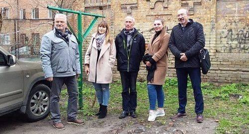 Українські архітектори готові змінити черкаську набережну і відновити «Рибний ряд»