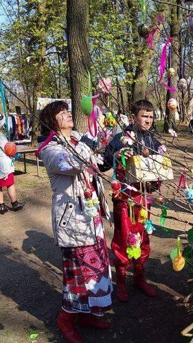 На Черкащині провели оригінальний фестиваль писанок (фото)