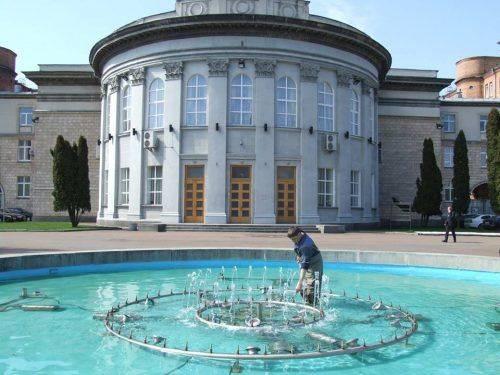 Черкасцям розповіли, коли в місті запрацюють фонтани