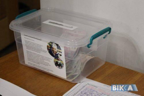 У Черкасах на благодійному аукціоні збирали кошти на допомогу хворому хлопчику (фото)