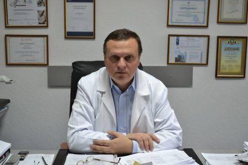 Від нововведень на станції переливання крові лікарі і пацієнти тільки виграли, - Віктор Парамонов