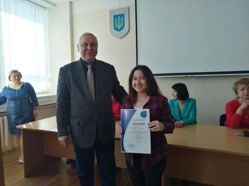 Черкаські студенти отримали призові місця на Всеукраїнській олімпіаді
