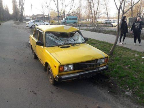 У Черкасах водій збив неповнолітнього пішохода