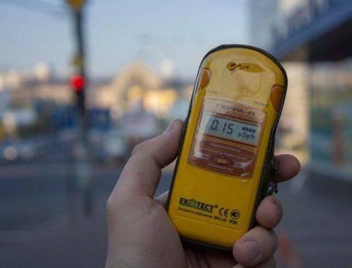 У гідрометцентрі повідомили про рівень радіації на Черкащині