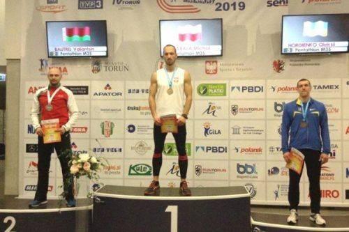 Черкащанин став бронзовим призером чемпіонату світу з легкої атлетики