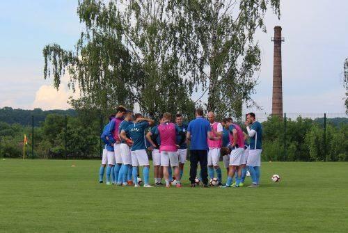 Футбольний клуб з Черкащини переміг у матчі 21 туру чемпіонату (фото, відео)