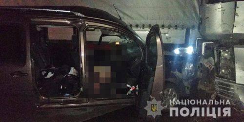 У ДТП на Житомирщині загинув черкащанин (фото)