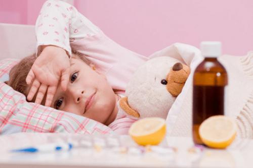 За останній тиждень на Черкащині найбільше хворіли діти