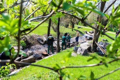 Які нові об'єкти з'являться в черкаських парках цього року