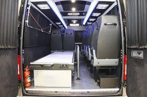 Для Черкас придбали новий траурний автобус