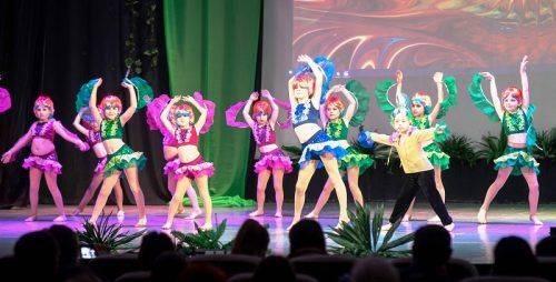 Театр танцю представив феєричне шоу в Черкасах (фото)