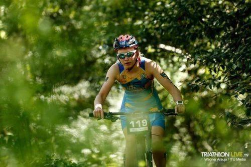 Черкащанка виборола п'яте місце Чемпіонату світу з крос-триатлону