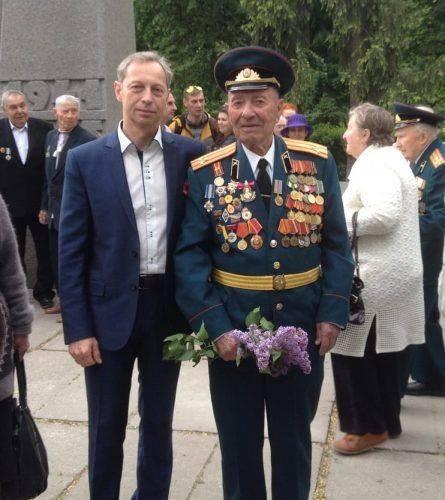 Помер ветеран Другої світової війни з Черкащини