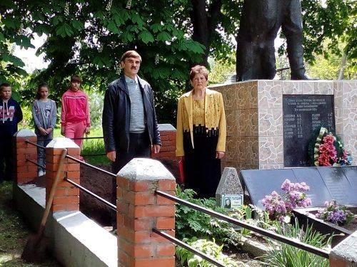 На Черкащині перепоховали останки воїнів Другої світової війни (фото)