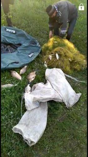 На Черкащині браконьєри завдали збитків майже на 9 тис. грн (фото, відео)