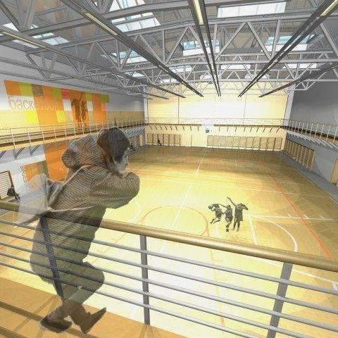 Черкасці просять реконструювати спортивний зал однієї зі шкіл міста