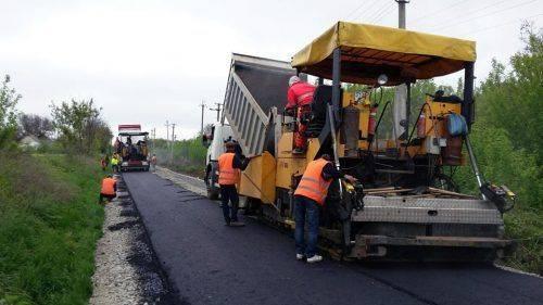 На Черкащині почали ремонт дороги державного значення (фото)