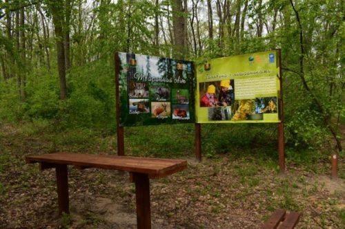 На Черкащині створили екопросвітницьку стежку «Скарби природи»