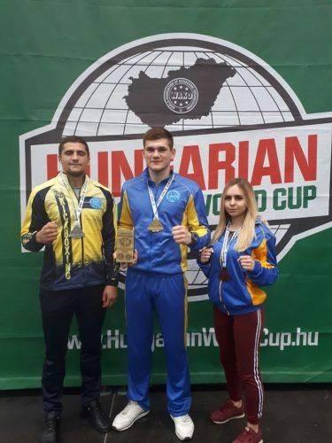 Черкаські спортсмени виступили на Кубку світу з кікбоксингу (фото)