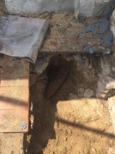 На Черкащині знайшли понад 10 боєприпасів часів війни (фото)