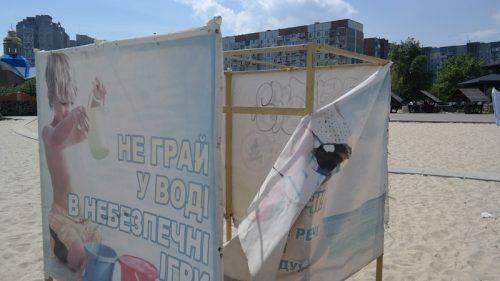 Приватні чи комунальні: у Черкасах перевірили готовність пляжів до купального сезону (фото)